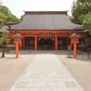 筑前一之宮 住吉神社  最初の住吉神社